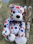 Ty Beanie Baby Red White & Blue the Patriotic Bear NEW