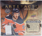 2019 20 UPPER DECK ARTIFACTS HOCKEY HOBBY BOX