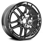 For Mercedes Benz CLK350 08 09 Alloy Factory Wheel 6 Paired Spoke Light PVD