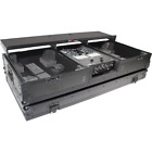ProX DJ Coffin Flight Case for RANE DJ Seventy Two Mixer and Two Turntables Bla