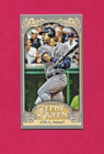 2012 Topps Gypsy Queen Baseball Mini Card Variations Guide 6
