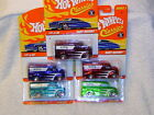 HOT WHEELS CLASSICS SERIES 2 DAIRY DELIVERY LOT OF 5 COLORS