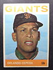 Orlando Cepeda Cards, Rookie Card and Autographed Memorabilia Guide 8