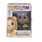 Flocked Cowardly Lion Wizard of Oz Funko Pop Gemini Collectables Exclusive