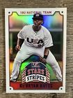 2015 Panini USA Stars and Stripes Baseball Cards 30