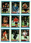 1989-90 TOPPS HOCKEY CARD COMPLETE SET #1-198 NMMT - MINT CONDITION