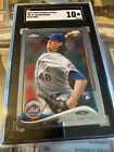 Jacob deGrom Rookie Cards Checklist and Top Prospect Cards 27