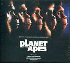 PLANET OF THE APES FILM SERIES 5xCD SOUNDTRACK Score COLLECTION Box Set SEALED