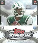 2013 Finest Factory Sealed Football Hobby Box Le