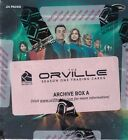 The Orville Season 1 One (1) Factory Sealed Archive Box by Rittenhouse Archives
