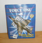 ERTL FORCE ONE DIE CAST METAL McDONNELL F 4 PHANTOM JET AIRPLANE US AIR FORCE