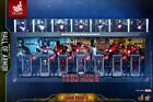 2013 Upper Deck Iron Man 3 Hall of Armor Gallery and Guide 39