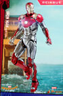 Hot Toys Spider Man Homecoming Iron Man Mark XLVII 47 Diecast Figure In Stock