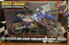 V74 TOY ZONE RACE IMAGE COLLECTIBLES 16 SCALE DIE CAST Mike Metzger MX BIKES