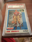 1955 Topps All-American Football Cards 47