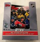 2020-21 Topps NHL Sticker Collection Hockey Cards - Checklist Added 21