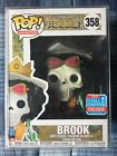 Funko Pop! Animation One Piece Brook #358 2018 Fall Convention NYCC Exclusive
