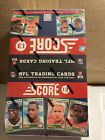 2013 SCORE FOOTBALL RETAIL 36 PACK BOX NEW SEALED