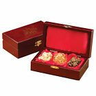 Nativity Gifts of the Kings with Satin Lined Gift Chest