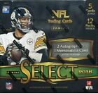 2016 Panini Select Football Hobby Box Factory Sealed (Brand New 1 Box)