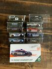 Hot Wheels Loose Lot Of 10 Police Vehicles W one iD