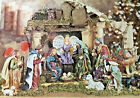 Home Interior  The Nativity and Stable  Accessories 2001 New in Box