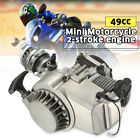 49CC 2Stroke Pull Start Engine Motor Fit Pocket Mini Quad Bike Scooter ATV 13HP