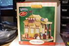Lemax VAIL Village Collection RURAL POINT RUSTIC TENT #75843 RETIRED NIB