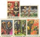 1959 Topps You'll Die Laughing Trading Cards 5