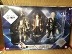 Doctor Who 11th Doctor Corroded Cyberman Silent Action Figure Set Series 6