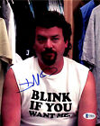 Danny McBride Signed 8x10 Photo Eastbound and Down with Beckett COA