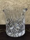 Crystal Lead Glass Ice Bucket Wine Champagne Cooler Bowl