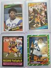 Eric Dickerson Cards, Rookie Card and Autographed Memorabilia Guide 5