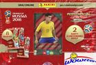 2018 Panini Adrenalyn FIFA World Cup COLLECTORS BOX 48 Cards+2 LIMITED EDITION!