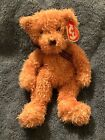 TY Beanie Baby Huntley The Bear With Tag Retired DOB: July 16th, 2003 MWMT