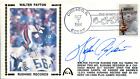 Walter Payton Autographed First Day Cover
