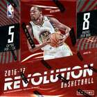 2016-17 Panini Revolution Basketball Hobby Box Factory Sealed NEW