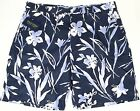 NEW 98 Polo Ralph Lauren Golf Classic Fit Shorts Mens Blue Floral Stretch NWT