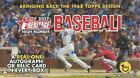 2017 Topps Heritage High Number Hobby Box 24 packs 9 cards per pack