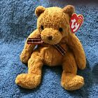 TY Beanie Baby Woody The Bear With Tag Retired January 28th, 2002 Mint MWMT