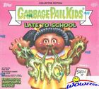 2020 Topps Garbage Pail Late to School HOBBY COLLECTOR EDITION Sealed Box