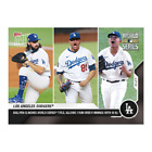 2020 Topps Now Los Angeles Dodgers World Series Champions Cards and Collaborations Guide 16