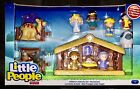 Fisher Price Little People Childrens Nativity Set 11 Figures New in Box