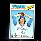 Bruce Sutter Cards, Rookie Card and Autographed Memorabilia Guide 4