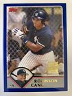 2003 Topps Traded & Rookies Baseball Cards 11