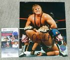 2017 Leaf Wrestling Autographed Photograph Edition 14