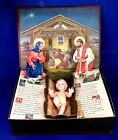 The Most Wonderful Story Nativity Manger Pop Up Scene 1958 Ideal Toy