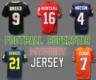 Schwartz Sports Football Star Signed Mystery Jersey Series 32 Limited to 50