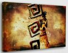 African Art African Retro Vintage Style Art POSTER or CANVAS READY TO HANG