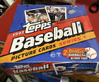 FACTORY SEALED 1993 TOPPS SERIES 1 BASEBALL 24 CELLO BOX 2 GOLD PER PACK - JETER
